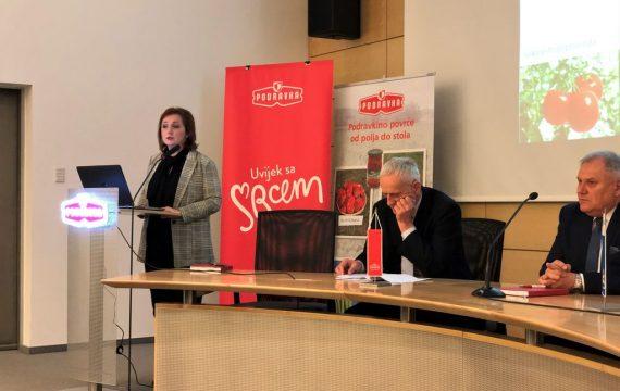 Održana prezentacija suradnje Podravke s poljoprivrednim proizvođačima