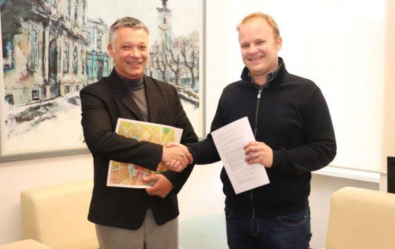 Potpisan Ugovor o izradi urbanističko – arhitektonske studije šire zone gradskog centra u Koprivnici