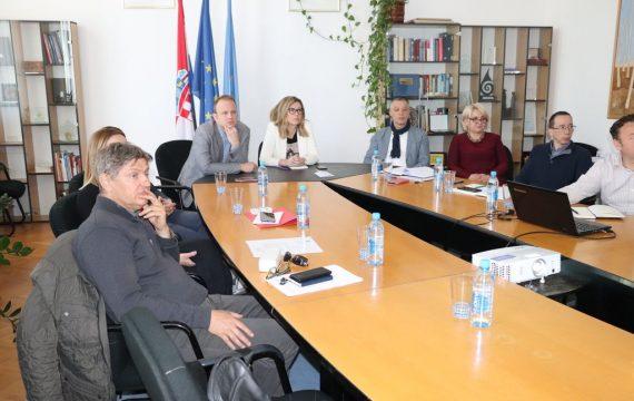 S Ministarstvom kulture potpisan Ugovor o nastavku obnove Sinagoge, Židovskog groblja i crkve sv. Antuna Padovanskog