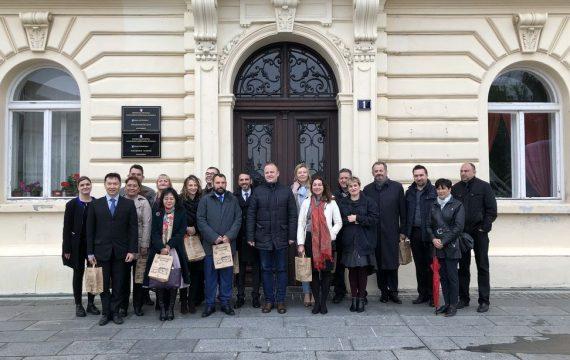Koprivnicu posjetila grupa međunarodnih menadžera za tržište rada