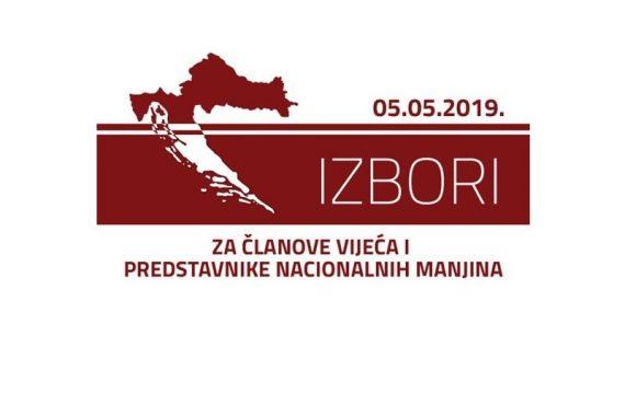 Izbori za članove vijeća i predstavnika nacionalne manjine u Gradu Koprivnici