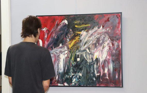 U Galeriji Koprivnica, svečano je otvorena izložba Romano Baričević: 5,5