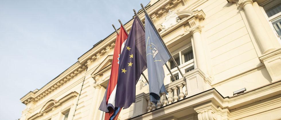 Zastava Grada Koprivnice