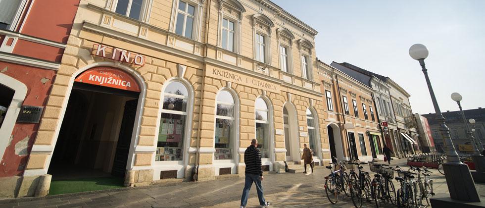 Knjižnica Fran Galović Koprivnica