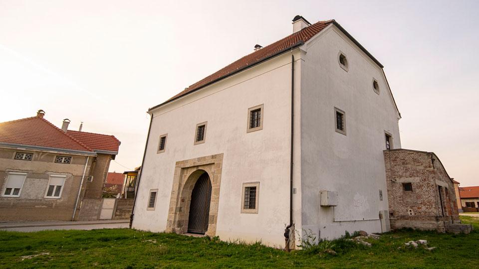 Koprivnička utvrda iz 17. stoljeća