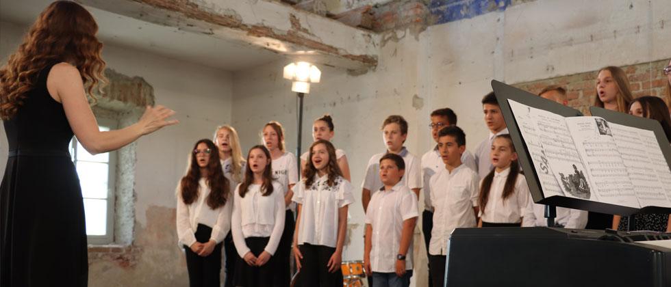 Umjetnička škola Fortunat Pintaric