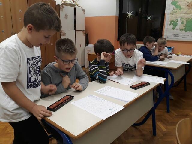 Druženje u školskom programu grada