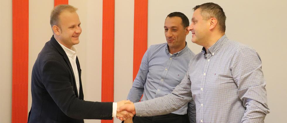 Potpisivanje ugovora s poduzetnicima