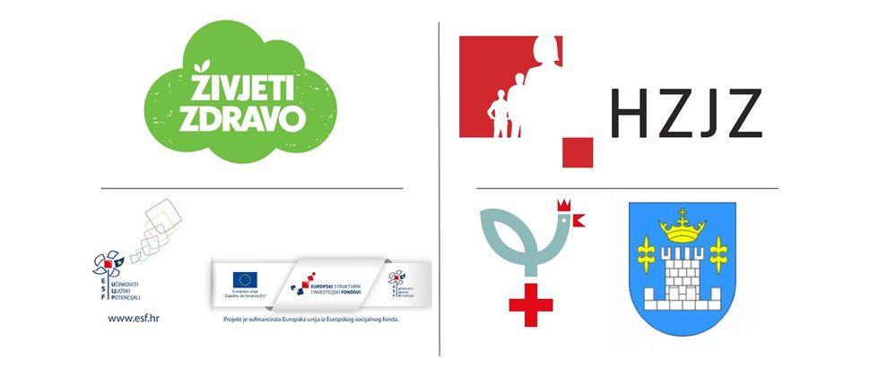 Projekt Živjeti zdravo - logo