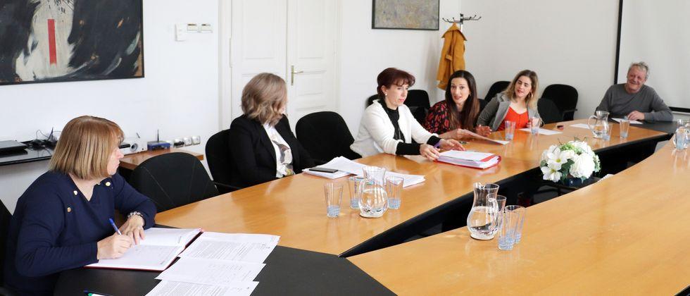 Održana koordinacija klubova vijećnika Gradskog vijeća Grada Koprivnice
