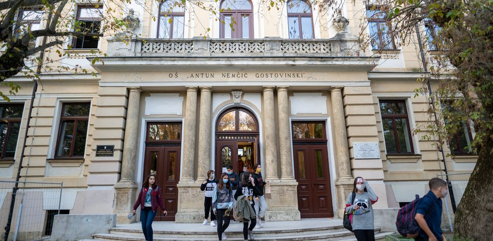 Drugo polugodište koprivničke škole započinju sukladno preporuci Ministarstva znanosti i obrazovanja