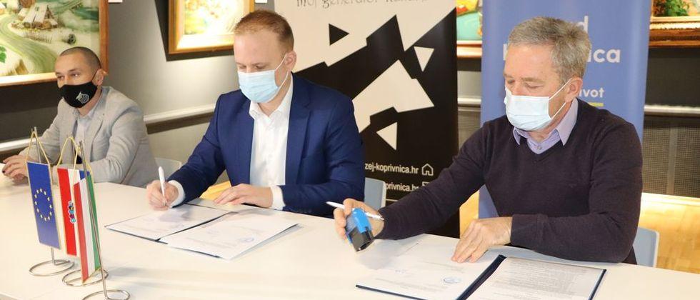 Projektom ReVITAlize započinje energetska obnova zgrade Muzeja grada Koprivnice