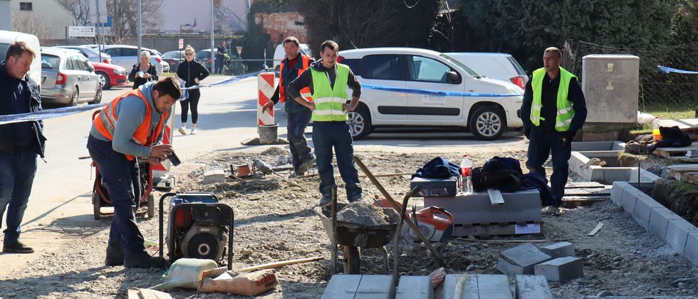 Nova parkirna mjesta u Ulici Ivana Generalića