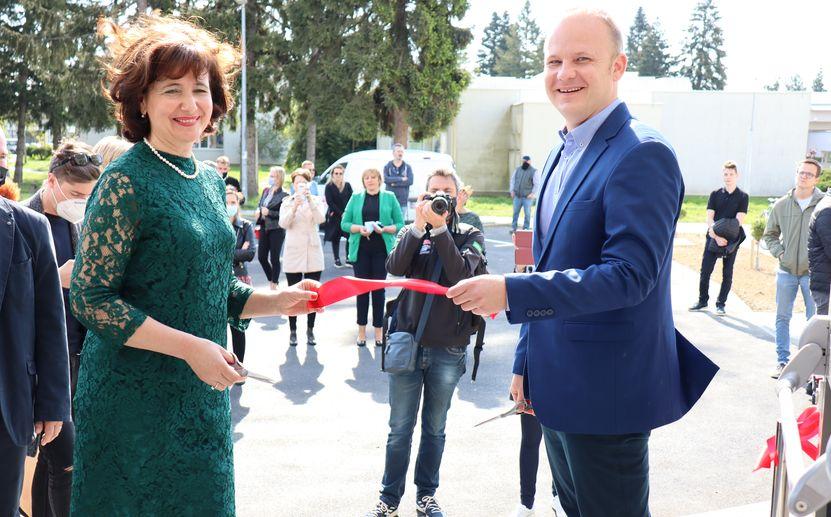 Otvorenje nove sportske dvorane kod OŠ Đuro Ester