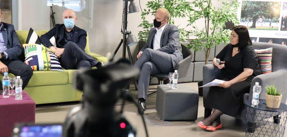 Panel diskusija - Razvojna strategija grada