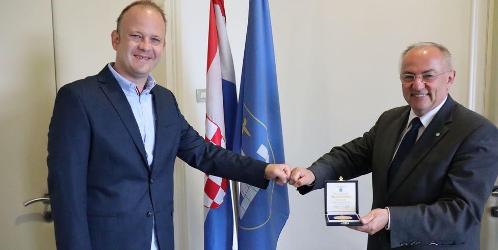 Juratović dodjela nagrade
